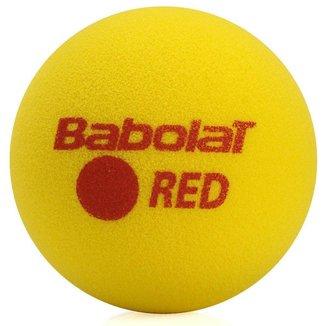 Bola de Tênis Babolat Red Foam Stage 3 com 03 Unidades Amarela