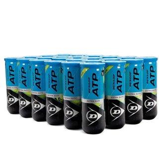 Bola de Tênis Dunlop ATP - Caixa com 24 tubos
