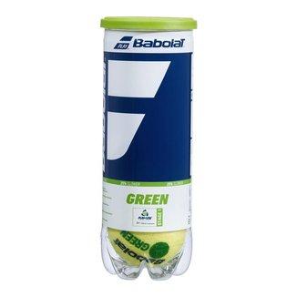 Bola de Tênis Infantil Green Felt Pacote c/ 3 Bolas - Babolat
