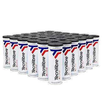 Bola de Tênis Tecnifibre X-One Caixa com 36 Latas