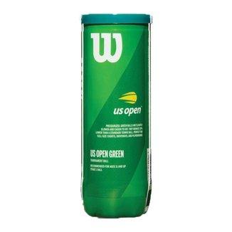 Bola de Tênis US Open Green c/ 03 bolas - Wilson