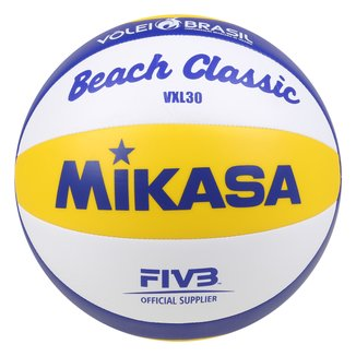 Bola de Volêi de Praia Mikasa Vxl30 Treino