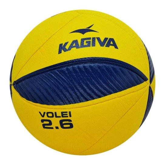 Bola De Volei Kagiva 2.6 - Amarelo