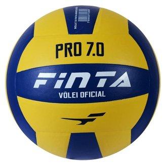 Bola De Vôlei Oficial Pro 7.0 Finta