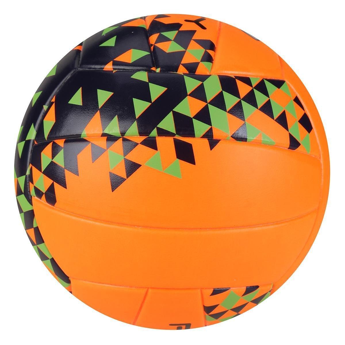 Bola de Vôlei Penalty MG 3600 Fusion VIII - Laranja e Verde - Compre ... dc5e95395380b