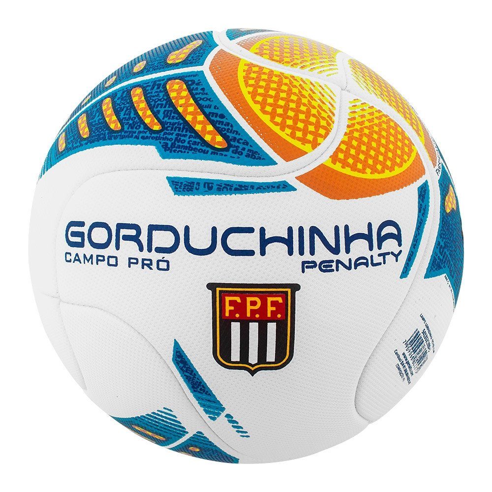 Bola Fut.Campo Penalty Gorduchinha Pro - Compre Agora  930822afc8ed4