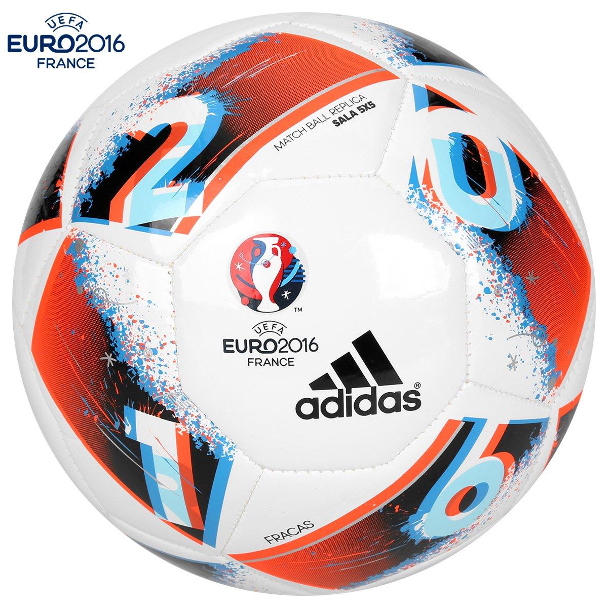 6ceb8032c9 Bola Futebol Adidas Euro 2016 Sala 5X5 Futsal - Compre Agora