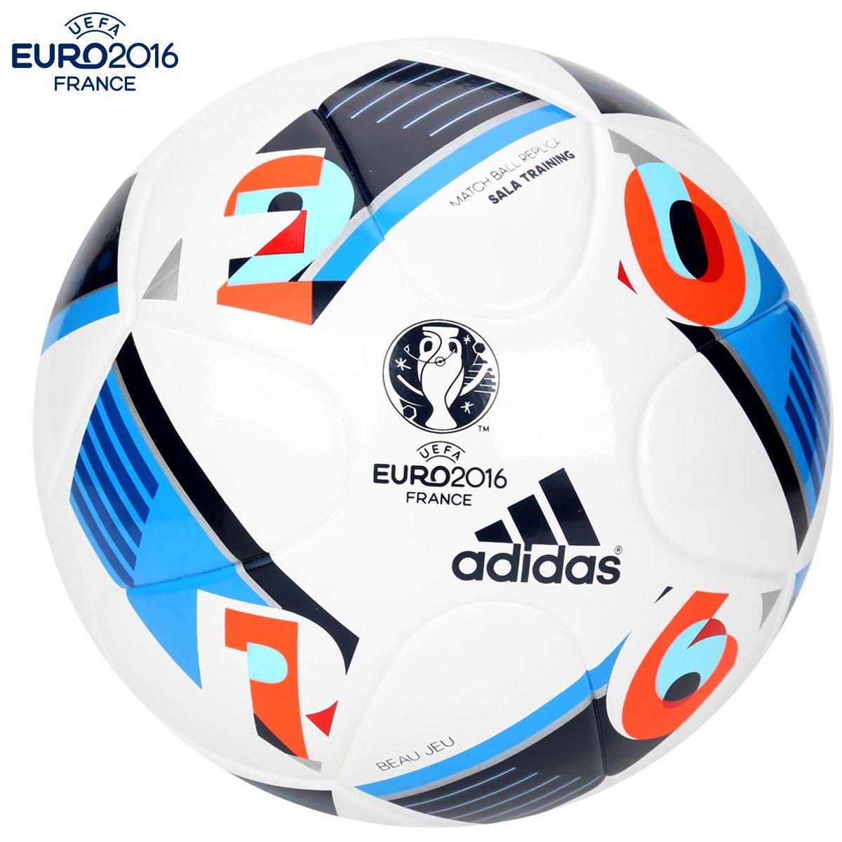 da8122cea77c1 Bola Futebol Adidas Euro 2016 Sala Trai Futsal - Compre Agora