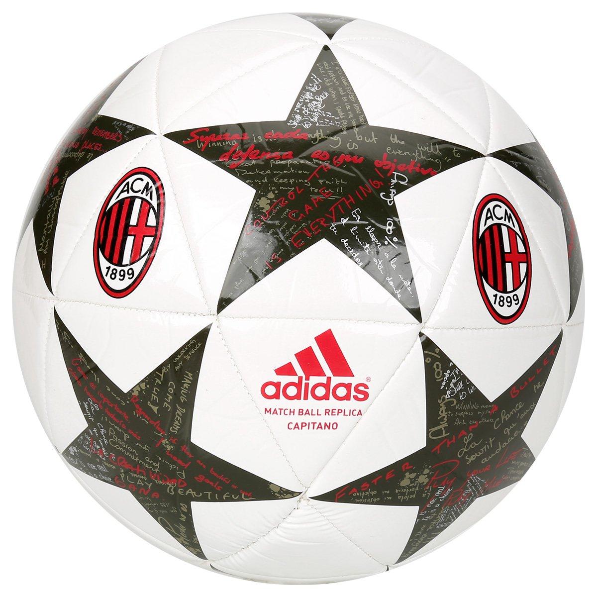 4ffbfda1c2 Bola Futebol Adidas Finale Milan Capitano 2016 Campo - Compre Agora ...
