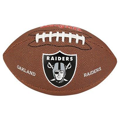 Imagem de Bola Futebol Americano Wilson Oakland Raiders f35d0dd74d026