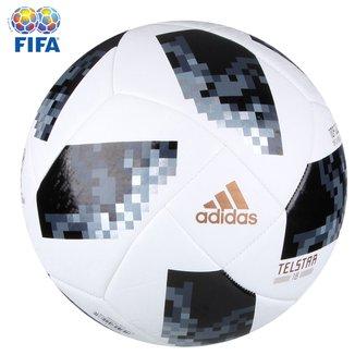 Bola Futebol Campo Adidas Telstar 18 Top Glider Copa do Mundo FIFA