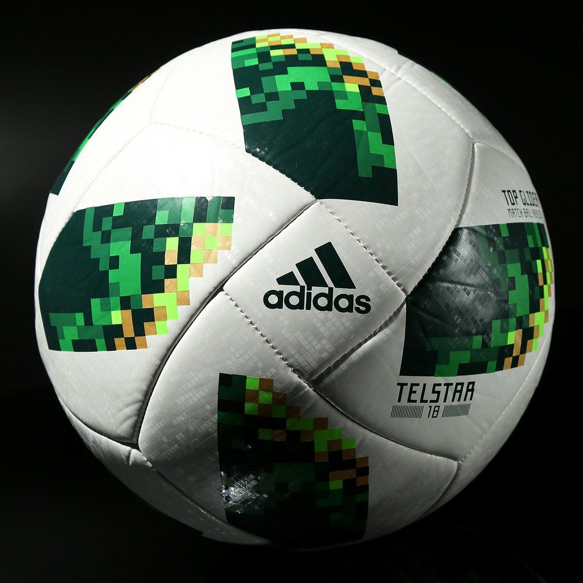 ... Bola Futebol Campo Adidas Telstar 18 TOP Glider México Copa do Mundo  FIFA ... f289fb8c28a17