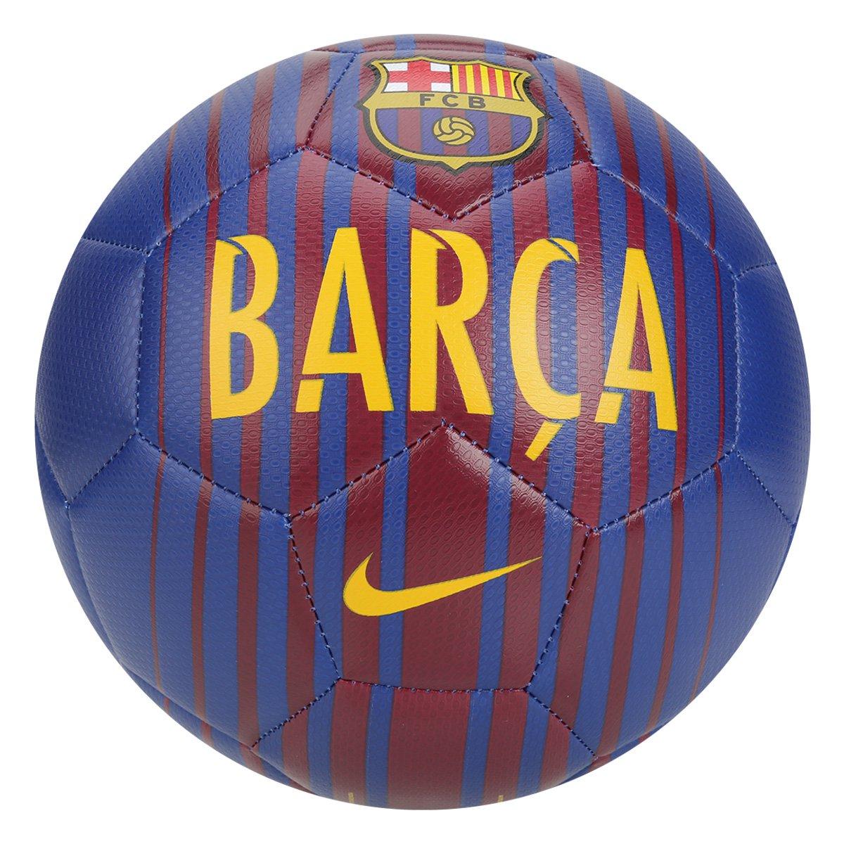 Bola Futebol Campo Nike Barcelona Prestige - Compre Agora  81c4fa9dbf06f