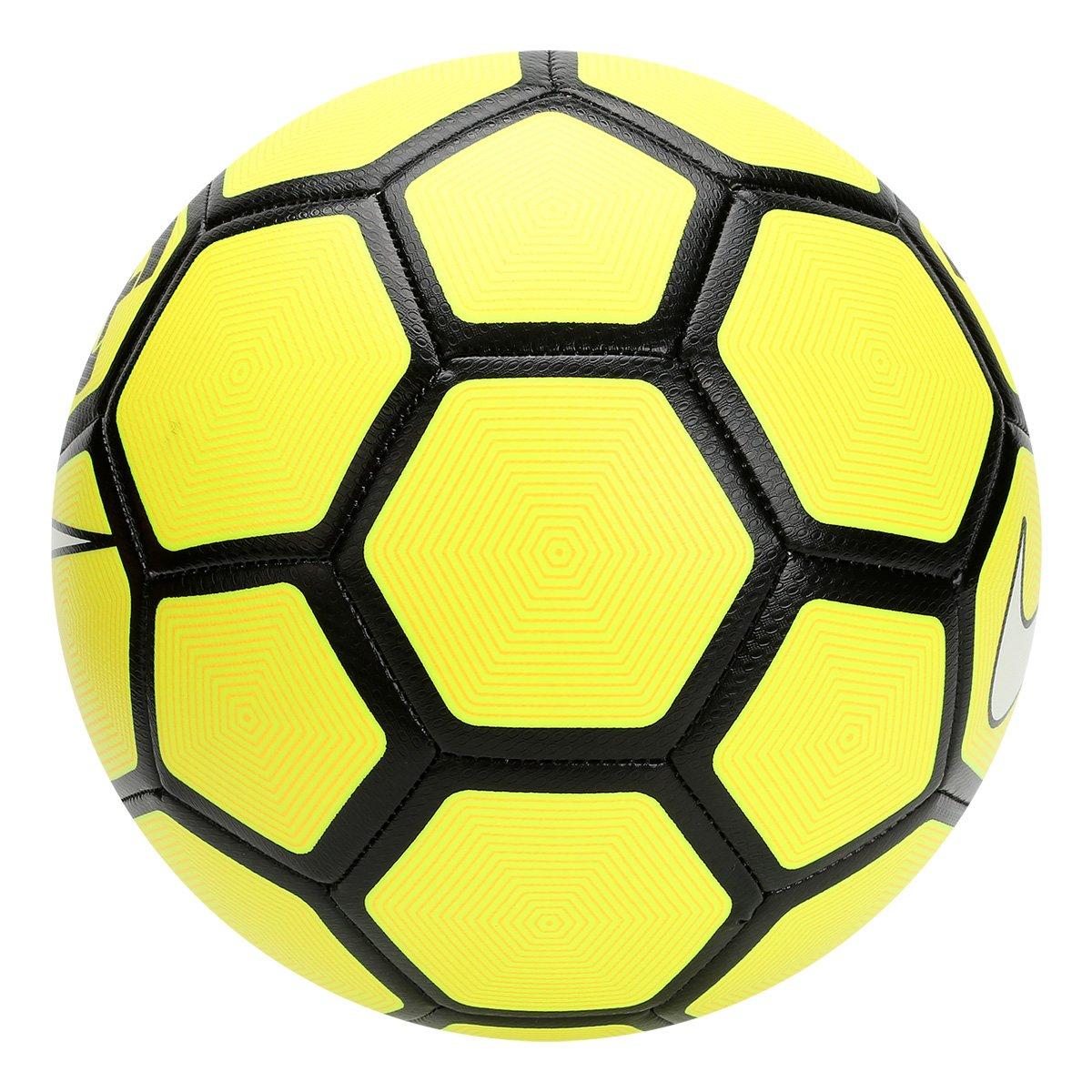 68e5652a39 Bola Futebol Campo Nike FootballX Strike - Amarelo - Compre Agora ...