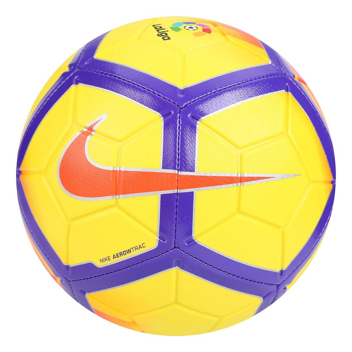 Bola Futebol Campo Nike La Liga Strikes - Compre Agora  15332cc54b55a