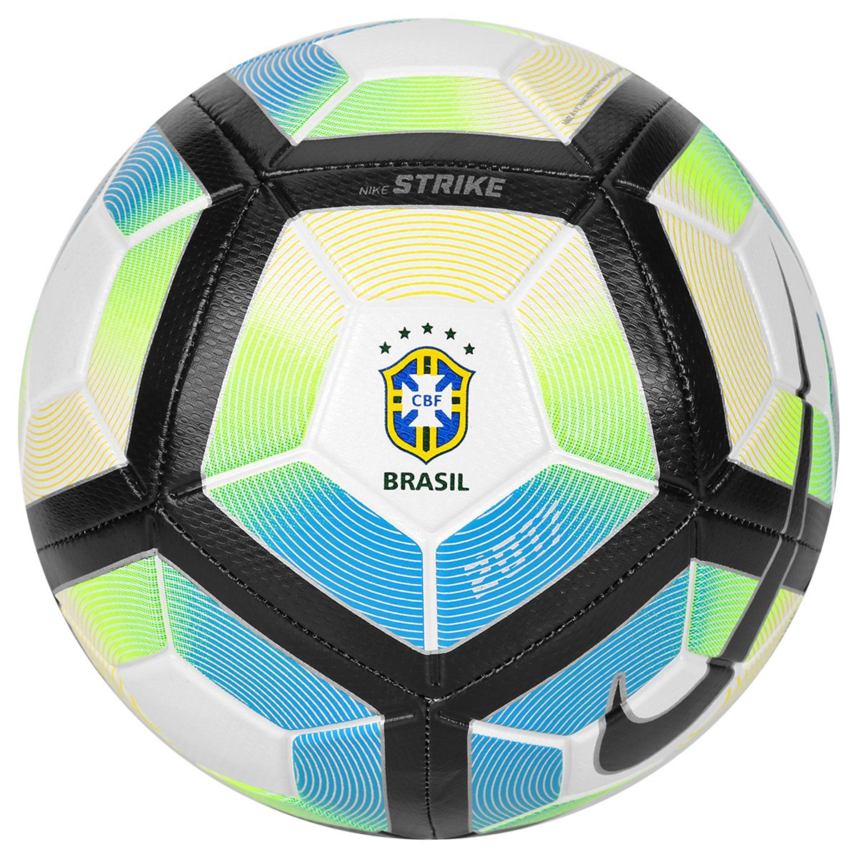 c92eb12a32f52 Bola Futebol Campo Nike Strike CBF - Compre Agora