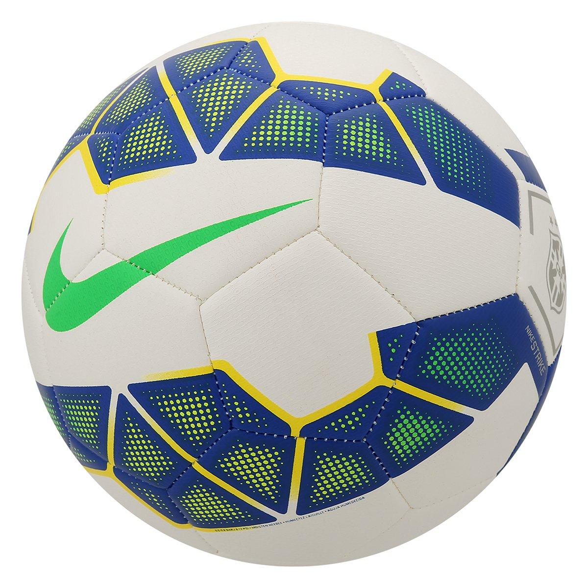 Bola Futebol Campo Nike Strike CBF 2015 - Compre Agora  bc00fef469cb2