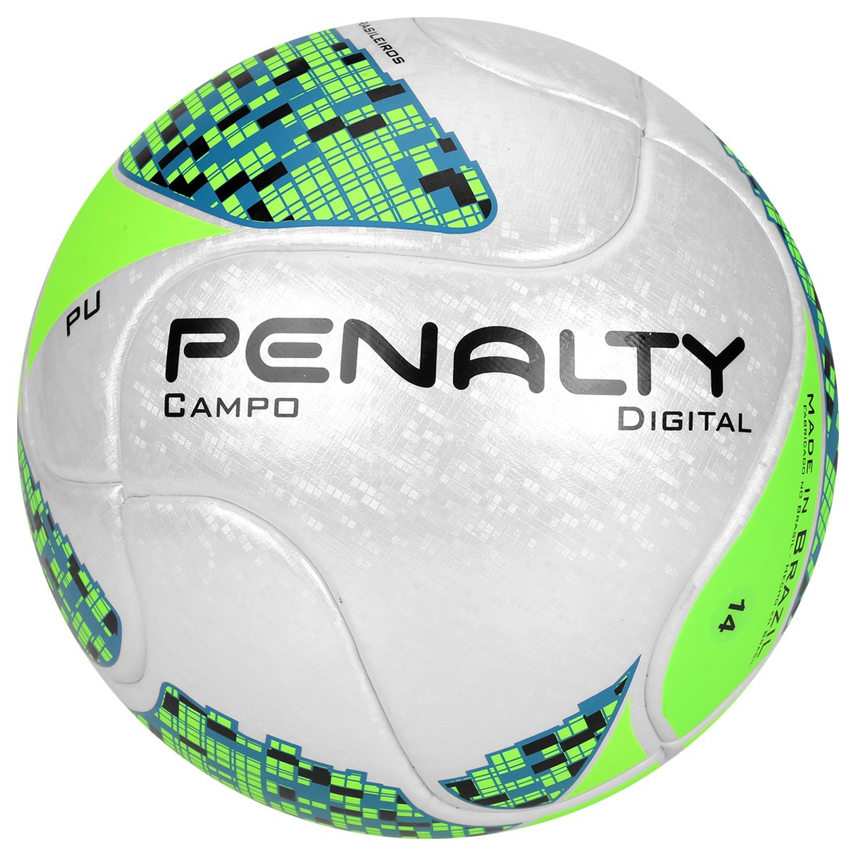 6956342b12 Bola Futebol Campo Penalty Digital Term 6 - Compre Agora