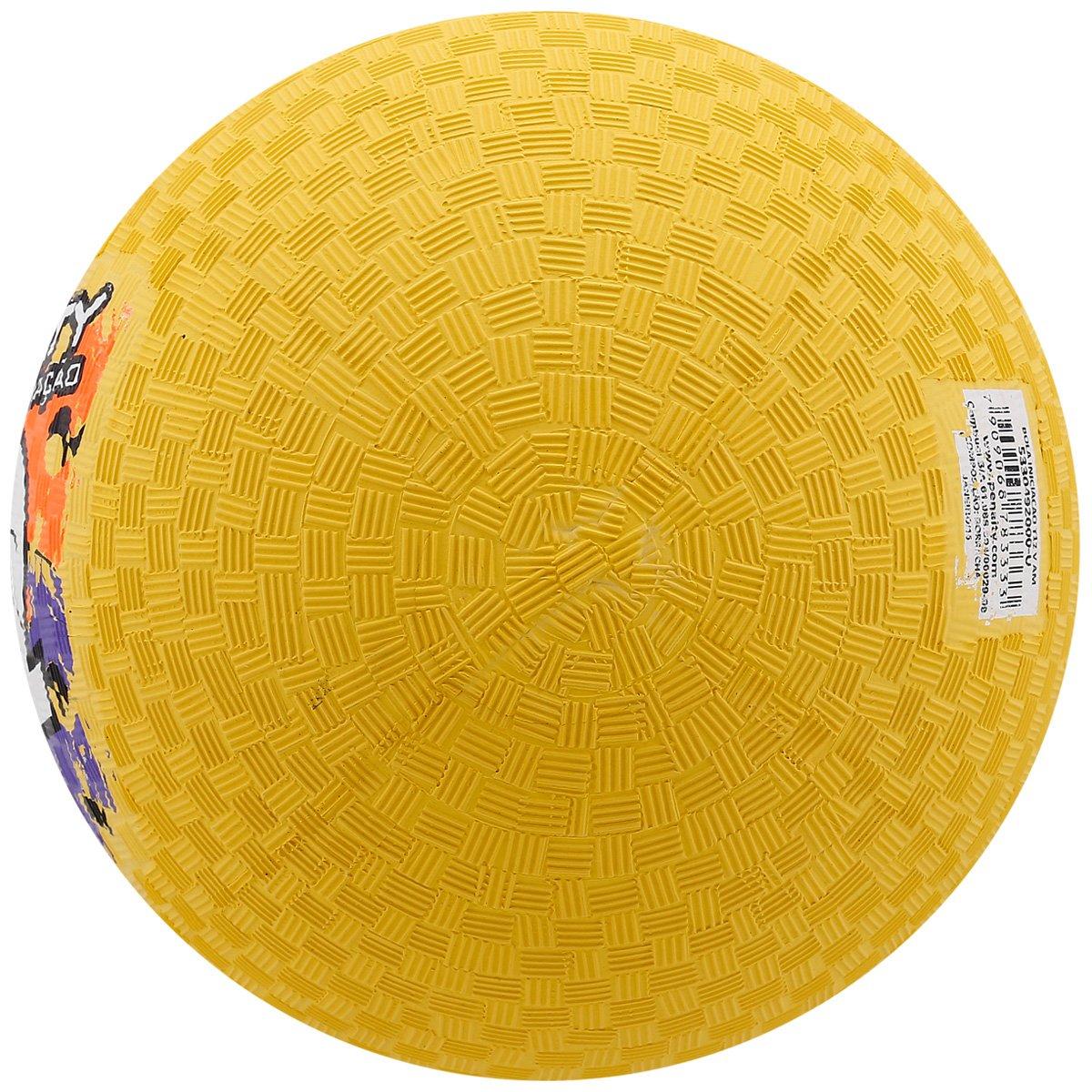 Bola Futebol Campo Penalty T12 Iniciação 5 Infantil - Amarelo ... 46401373f0ad1