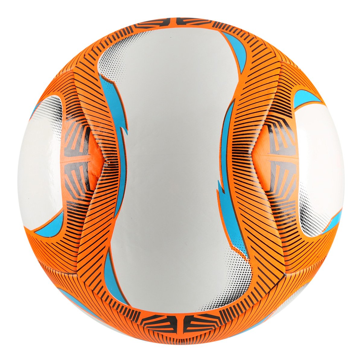 Bola Futebol Campo Topper Drible - Branco e Laranja - Compre Agora ... 1a583e70befba