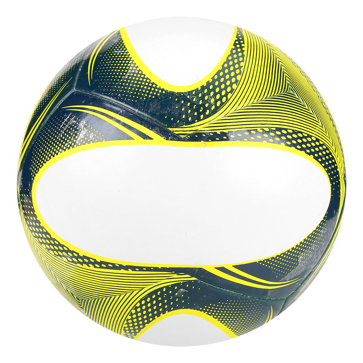 Bola Futebol Campo Topper Slick II - Preto e Amarelo - Compre Agora ... ab1771ba5b02a