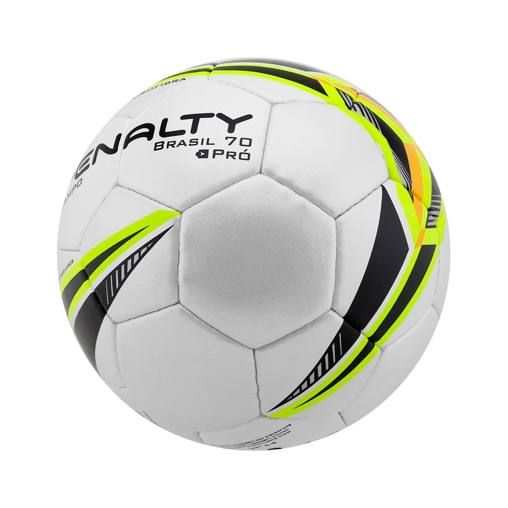 Bola Futebol De Campo Penalty Brasil Numero 04 - Infantil - Branco e ... e43d1486a9161