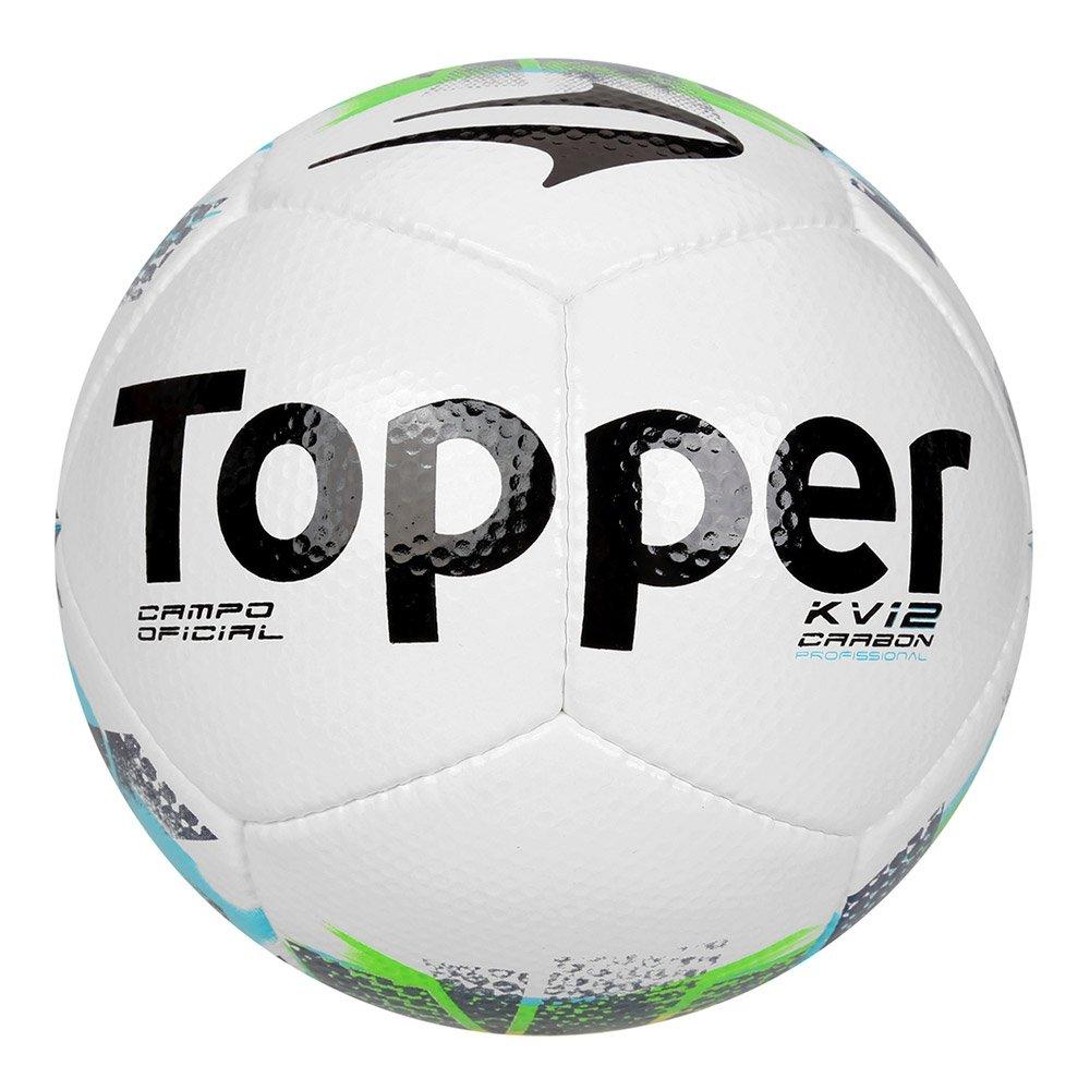 Bola Futebol De Campo Topper Kv Carbon 12 Pro - Compre Agora  d4ee7cecd41cf