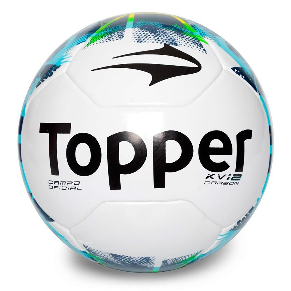 Bola Futebol De Campo Topper Kv Carbon Training - Compre Agora ... e5bff9bb1f49e