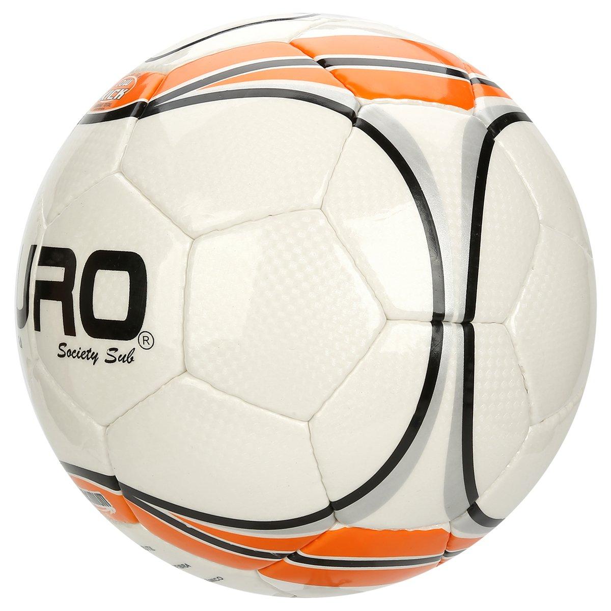 49638bd18b Bola Futebol Euro Confederada Sub-13 Society Infantil - Compre Agora ...