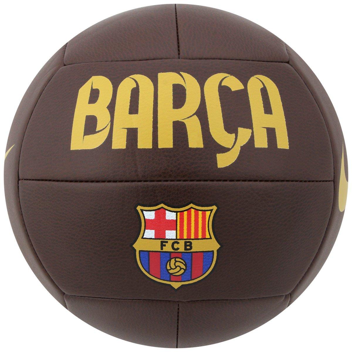 Bola Futebol Nike Barcelona Prestige Campo - Compre Agora  59cc2b4922cd1