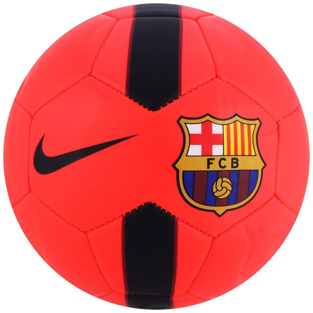 Bola Futebol Nike Barcelona Supporter s Campo - Compre Agora  df4c354272a27