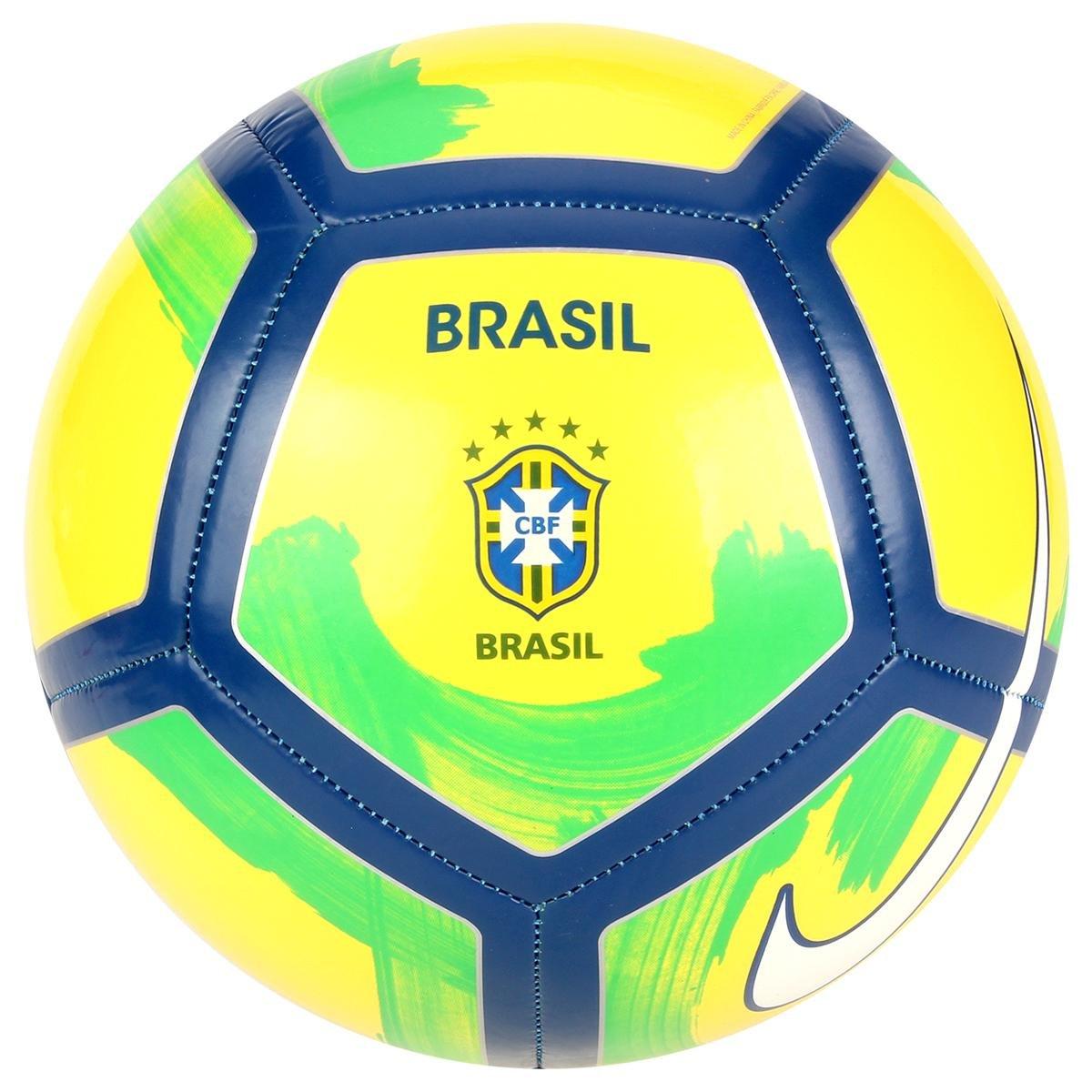 Bola Futebol Nike Copa América Centenário Supporters Brasil Campo - Compre  Agora  c7b96cc7fdf4d