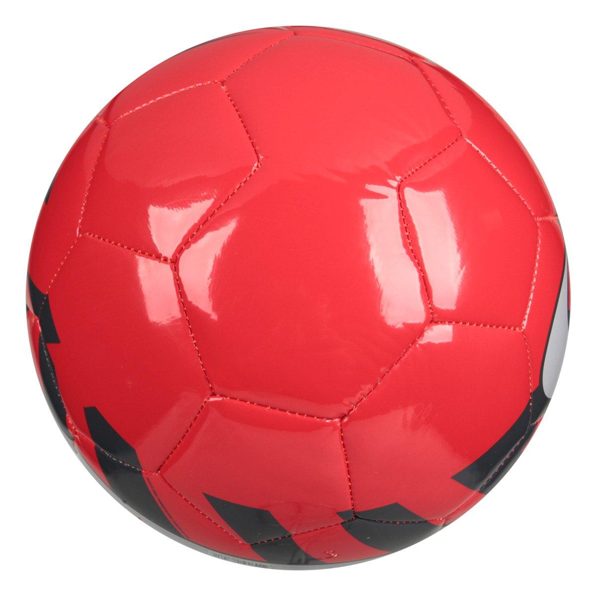 Bola Futebol Nike React Campo - Vermelho - Compre Agora  40b8318580511