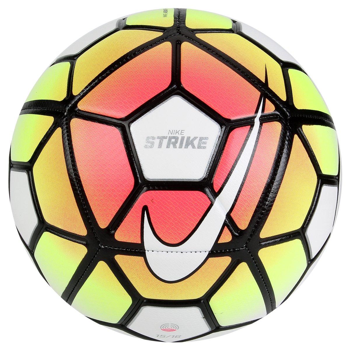 Bola Futebol Nike Strike Campo - Compre Agora  aee3530ad92a4