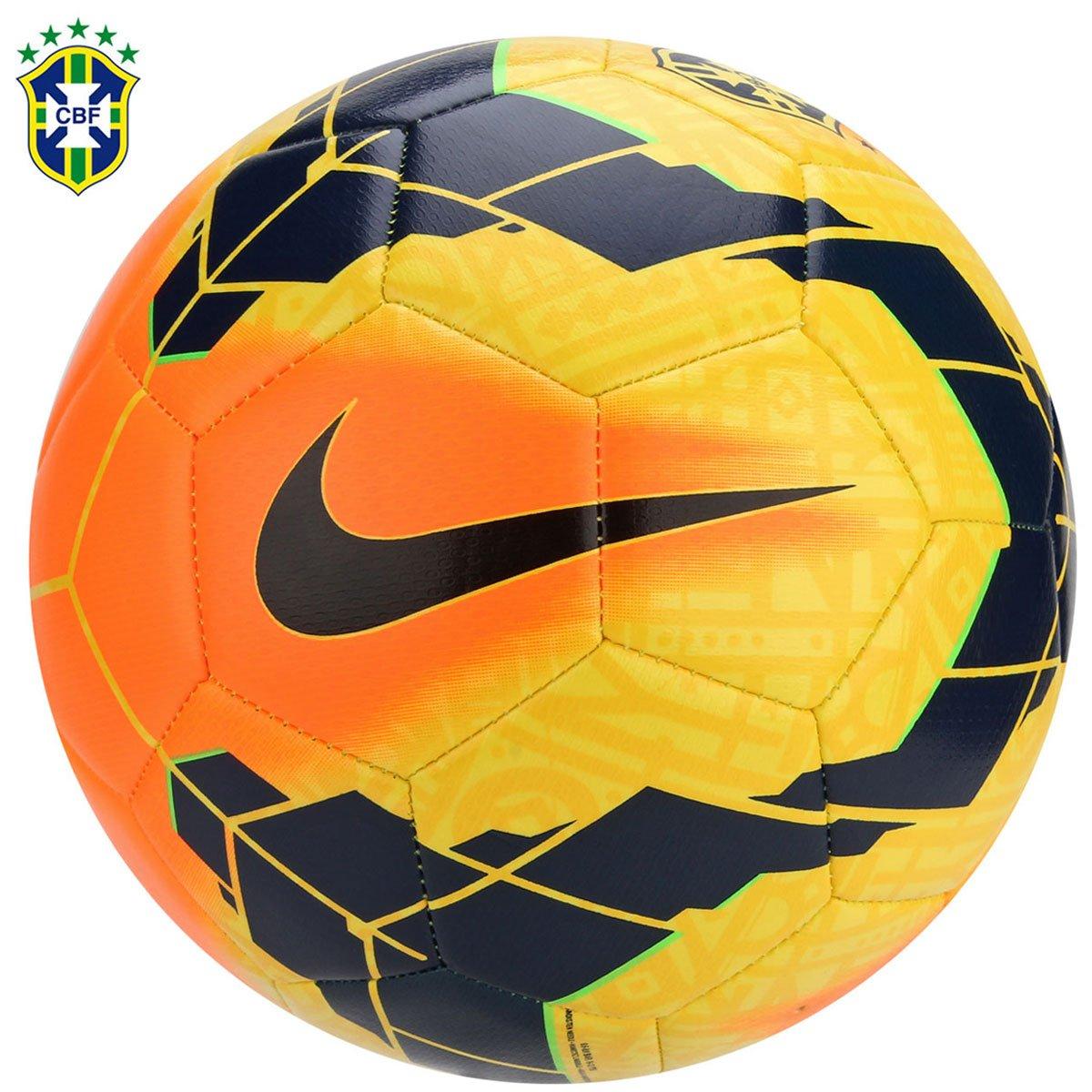 Bola Futebol Nike Strike CBF Campo - Compre Agora  1f4658df4bd63