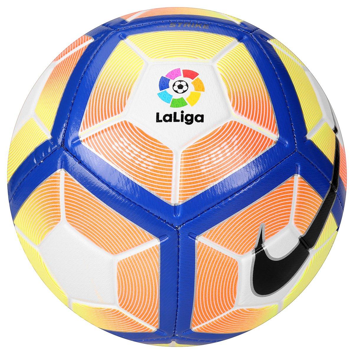 Bola Futebol Nike Strike La Liga - Compre Agora  77a54327f7ec6