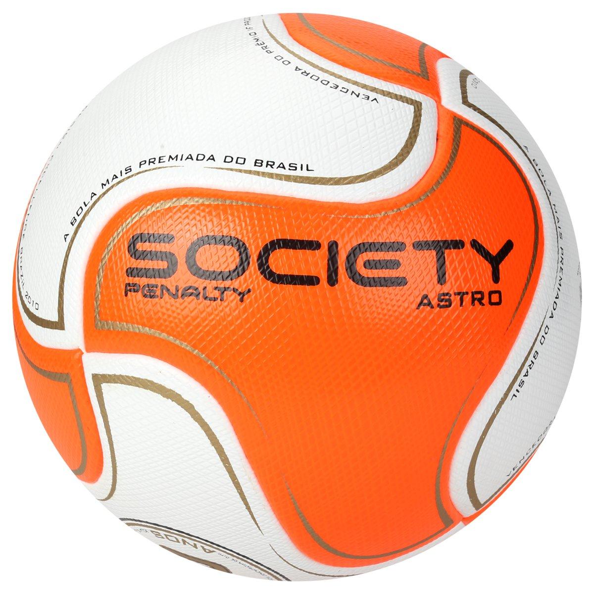 55a74d0674 Bola Futebol Penalty 8 S11 Astro 6 Society - Compre Agora