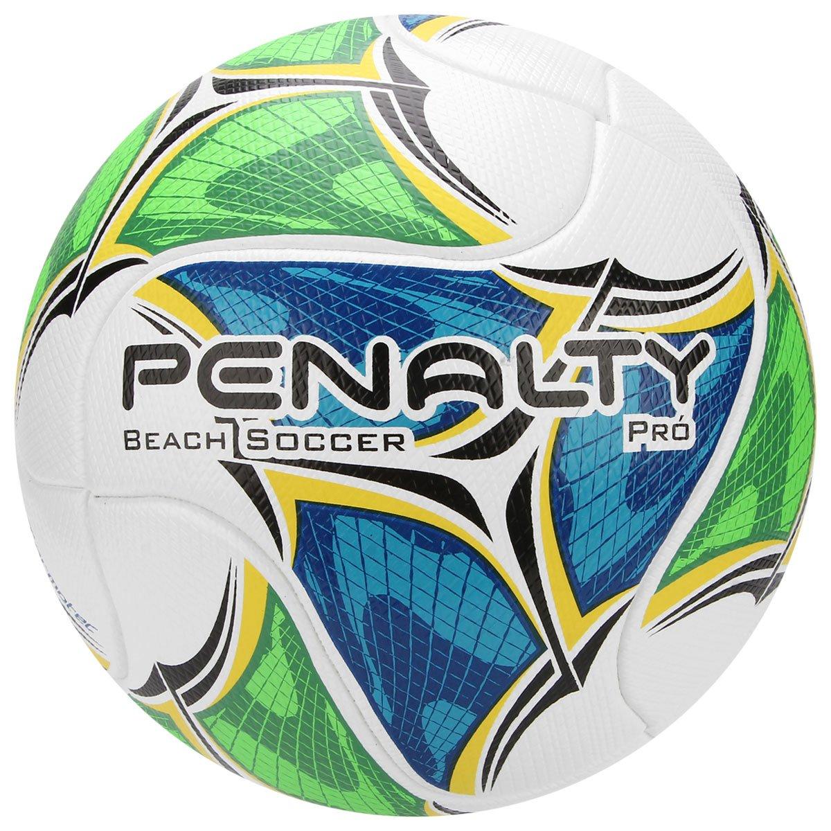 0805b3109 Bola Futebol Penalty Beach Soccer Pro 4 - Compre Agora