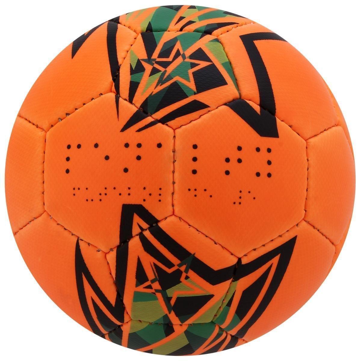 bd3681d66e Bola Futebol Penalty Guizo 4 Futsal - Laranja Escuro - Compre Agora ...