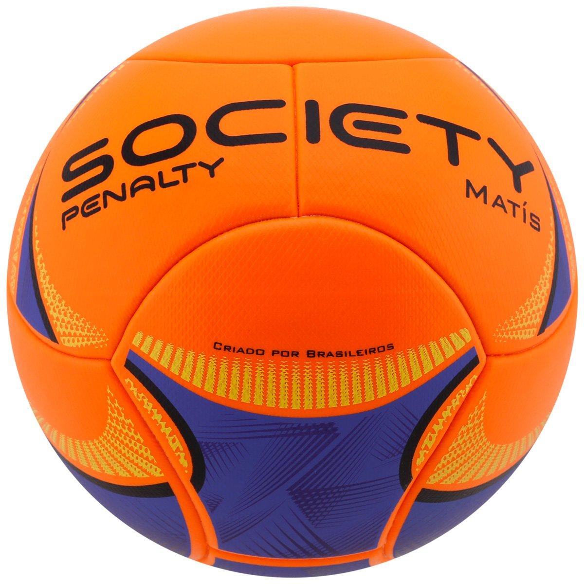 d789d11123db6 Bola Futebol Penalty Matis 5 Society - Compre Agora