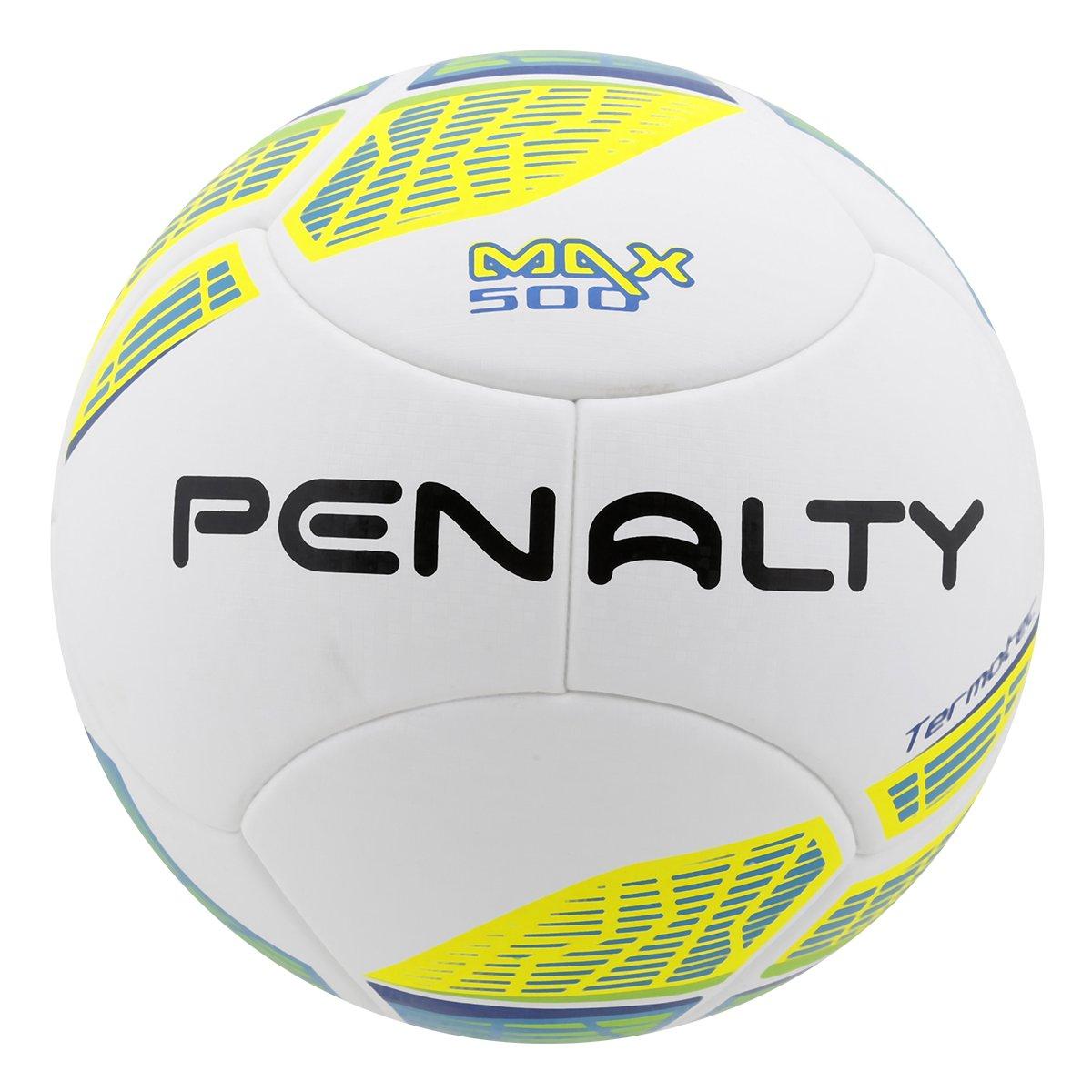 1aa9e810d0858 Bola Futebol Penalty Max 500 Termotec 5 Futsal - Compre Agora