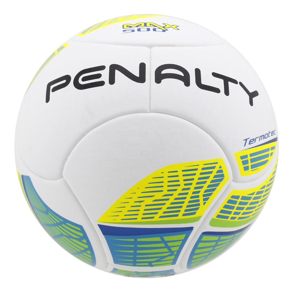 fdb4e382492da Bola Futebol Penalty Max 500 Termotec 5 Futsal - Compre Agora