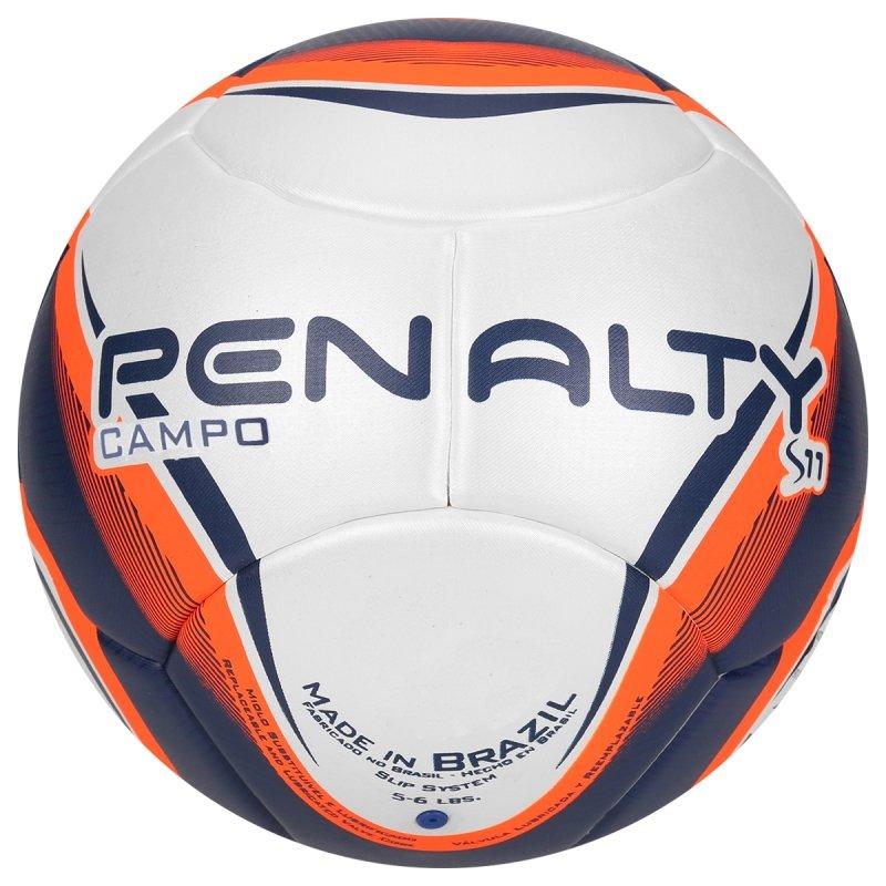 Bola Futebol Penalty S11 R3 Ultra Fusion Vi Campo - Compre Agora ... 6d6c56263243c