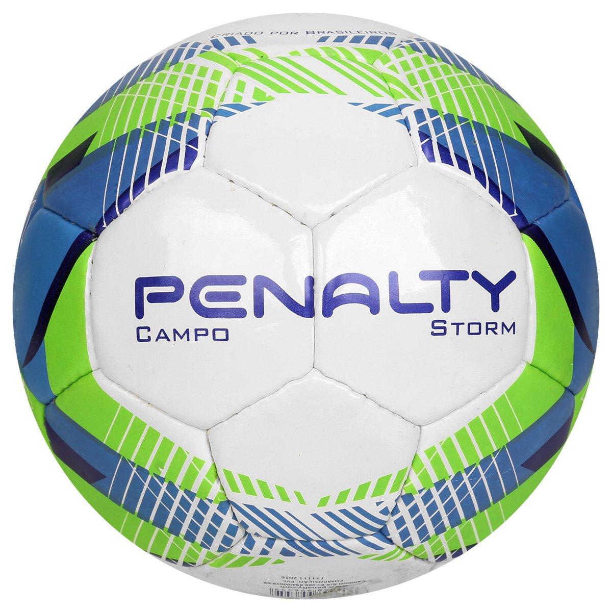 Bola Futebol Penalty Storm Campo - Compre Agora  6af1e29ee7401