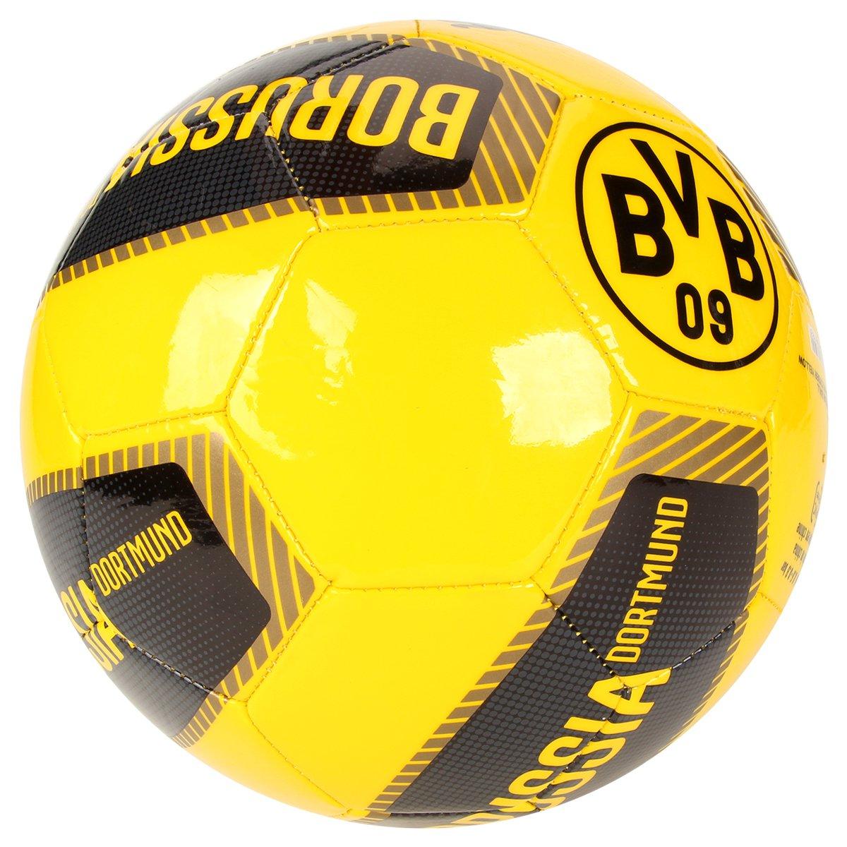 Bola Futebol Puma Borussia Dortmund Fanwear Campo - Compre Agora ... a070316595ca1