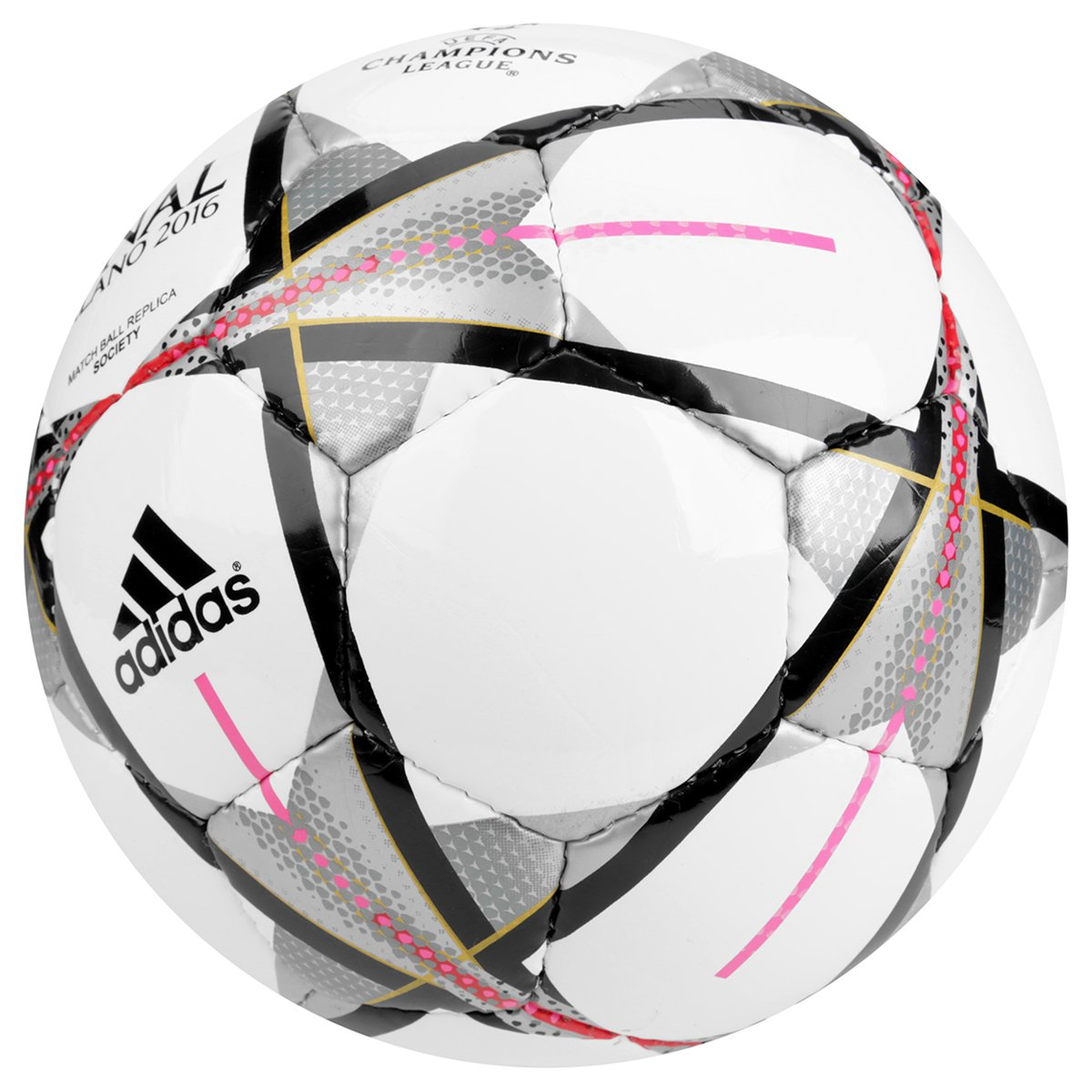 030dffb344 Bola Futebol Society Adidas Finale Milano - Compre Agora