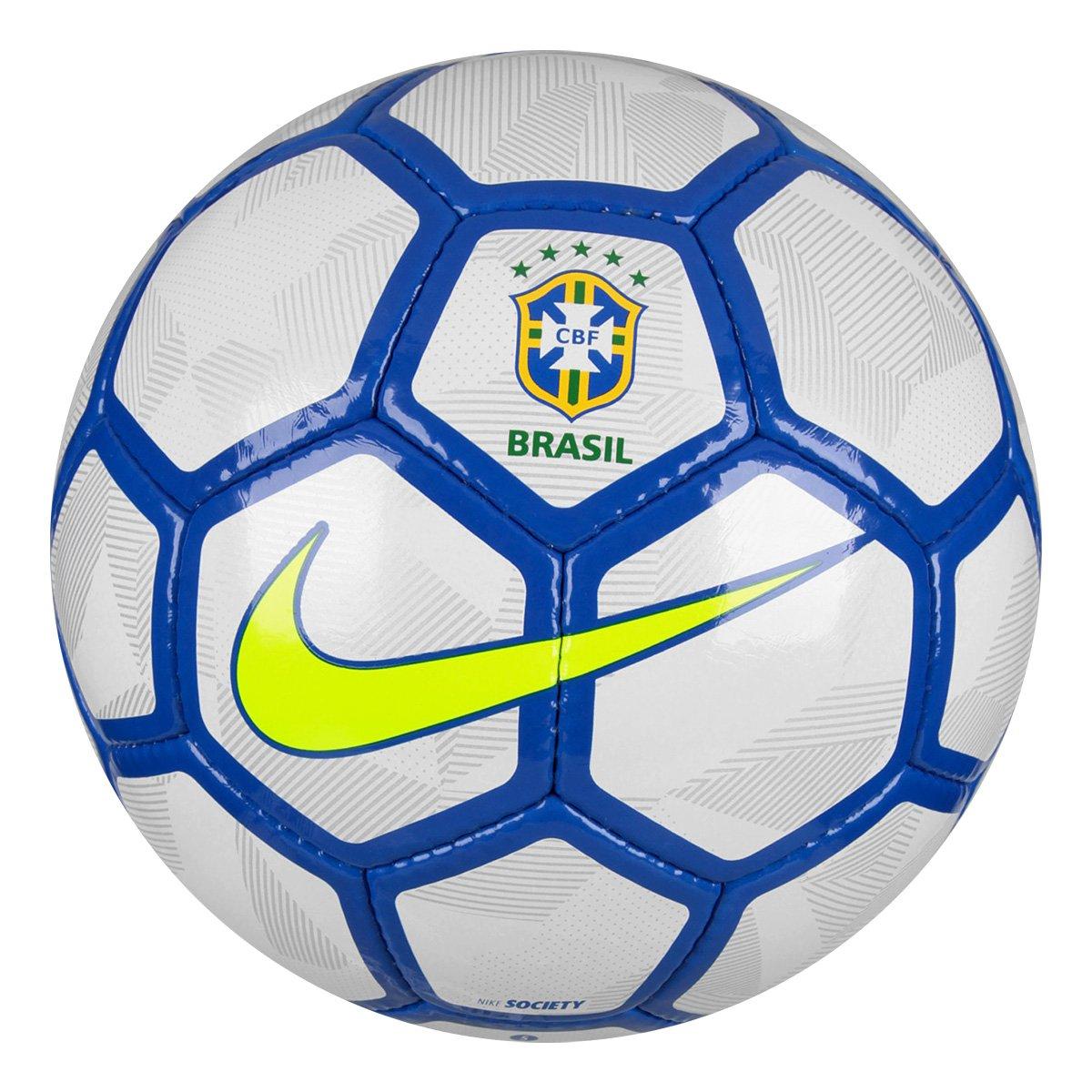 d1ad1c63c1 Bola Futebol Society Nike CBF Brasil - Compre Agora