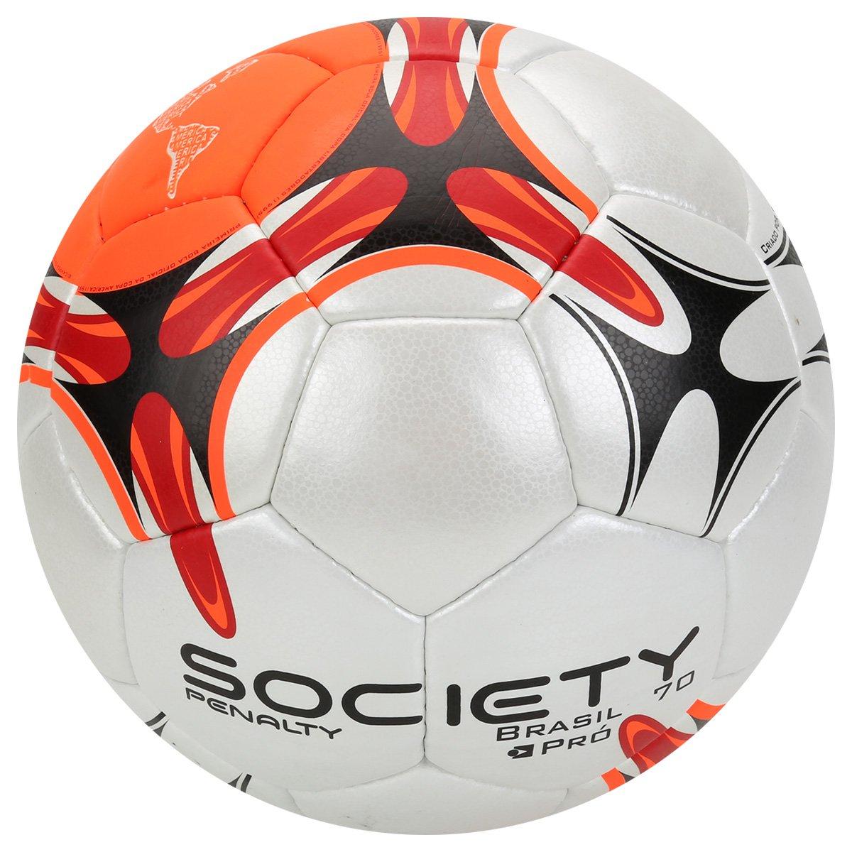 1dfbd69b42 Bola Futebol Society Penalty Brasil 70 Pró 7 - Compre Agora