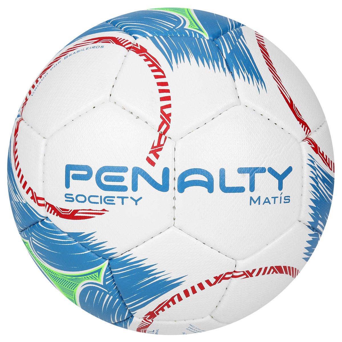 b300ebdd1a54b Bola Futebol Society Penalty Matis 6 - Compre Agora