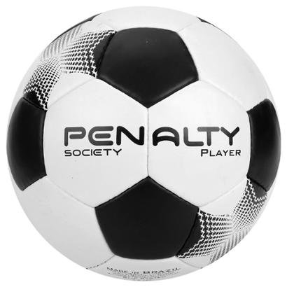 Bola Futebol Society Penalty Player 7  - Unissex